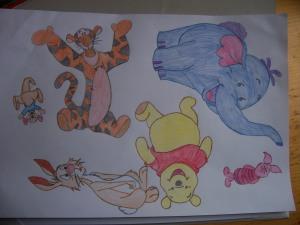 Цветни шаблони 2